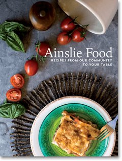 Ainslie food for PA